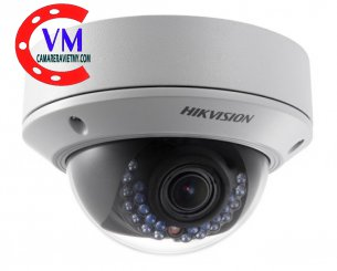 Camera IP Dome HD hồng ngoại 2.0 Megapixel HIKVISION DS-2CD2720F-IZ