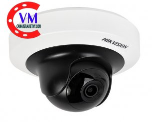 Camera IP Dome hồng ngoại không dây 2.0 Megapixel HIKVISION DS-2CD2F22FWD-IW